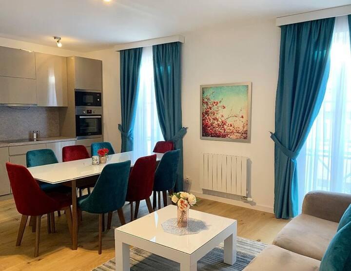 Residence Reitenberger Apartment 402 -Mezonet
