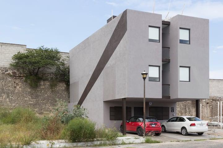 Depto el Nueve-6 2o piso, su próximo alojamiento!!
