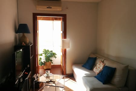 Silent and bright appartement - Барселона - Квартира