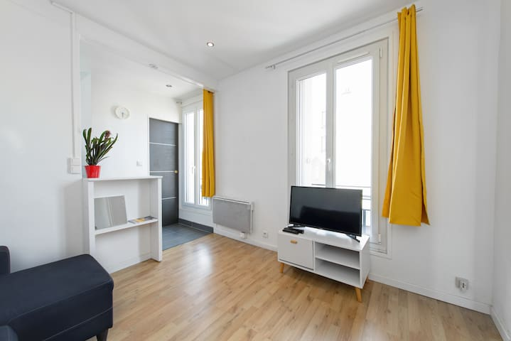 ☀☀ Cosy 4 people 5 min from Paris/Orly airport ☀☀
