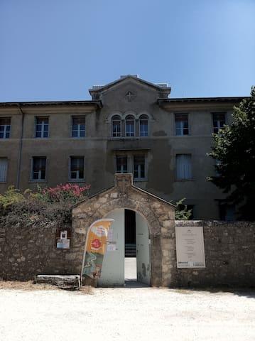 Gîte du Clos Saint Roch - chambre n°2