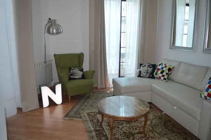Casa Goyo: Piso en el centro de León