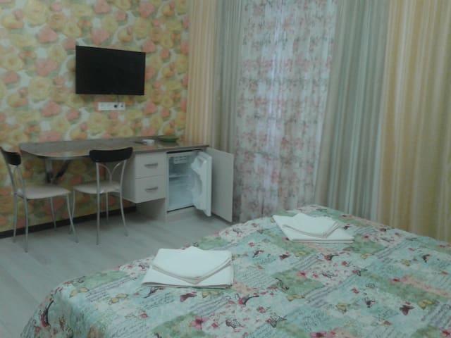 Уютный гостевой дом рядом с морем - Sochi - Bed & Breakfast