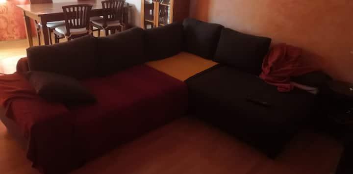 Couchplatz über das Wochenende in Gauting