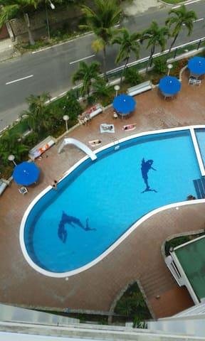 OASIS DEL CARIBE EN LA GUAIRA - Caraballeda - Lägenhet