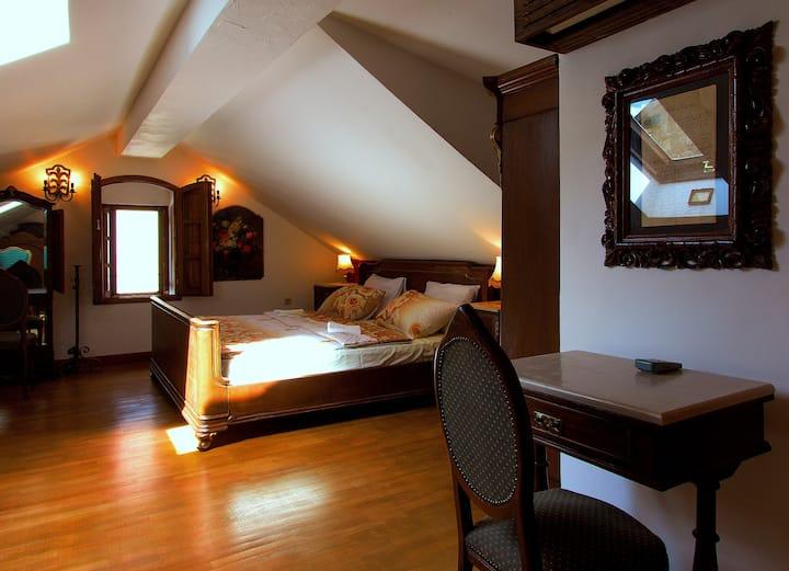 PALAZZO DRUSKO Guest Room (Attic)