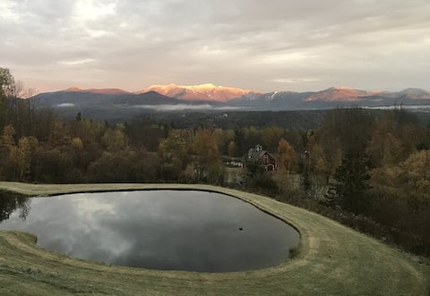 Private Apartment w/Mountain views, Hot Tub & Pool