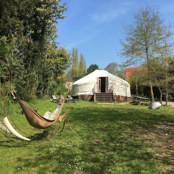 Yourte La Cabane - Guest Camp