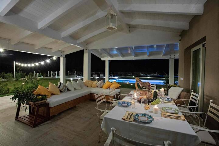 Villa nel Piceno a pochi km dal mare