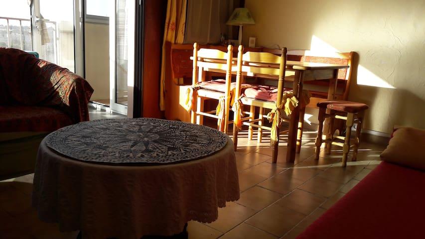 Spacieux appartement du BONHEUR à TOULON-LA  GARDE