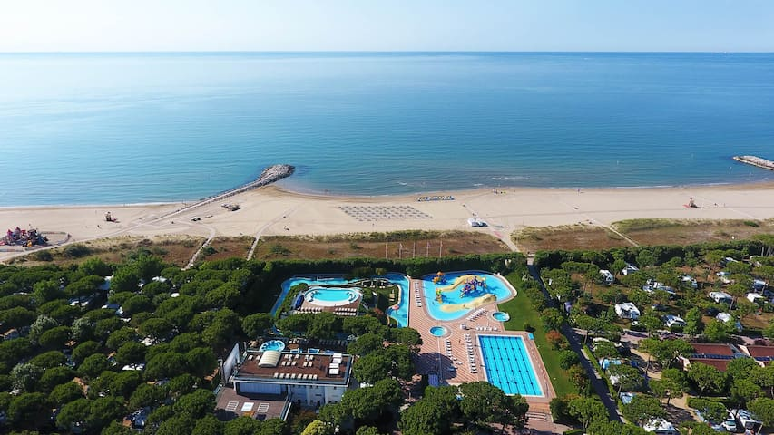 Kinderparadies Union Lido in Italien 5*