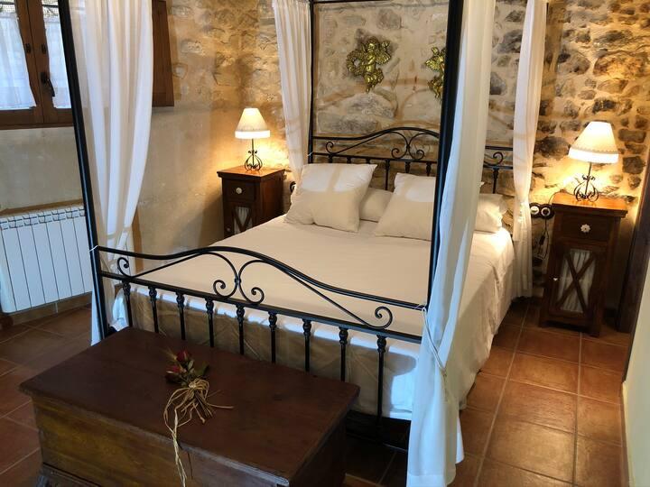 Duerme en una casa histórica de Valderrobres
