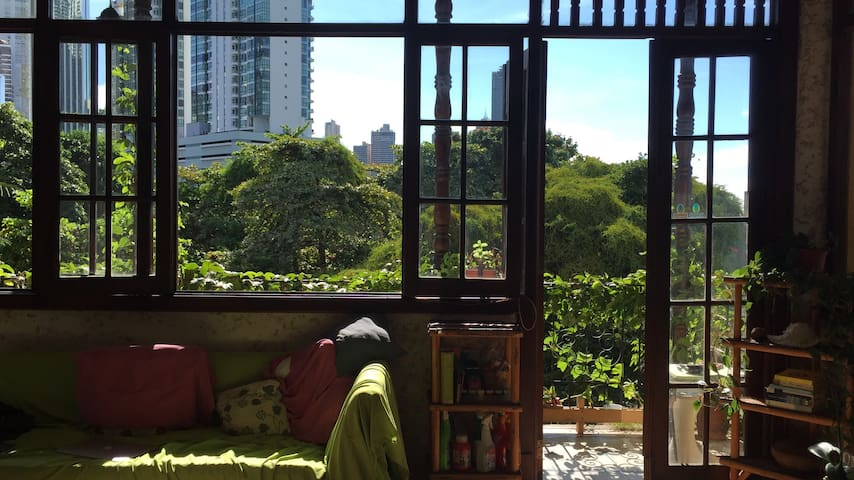 1 room, Best Location and Price. Private bathroom - Panamá - Appartement