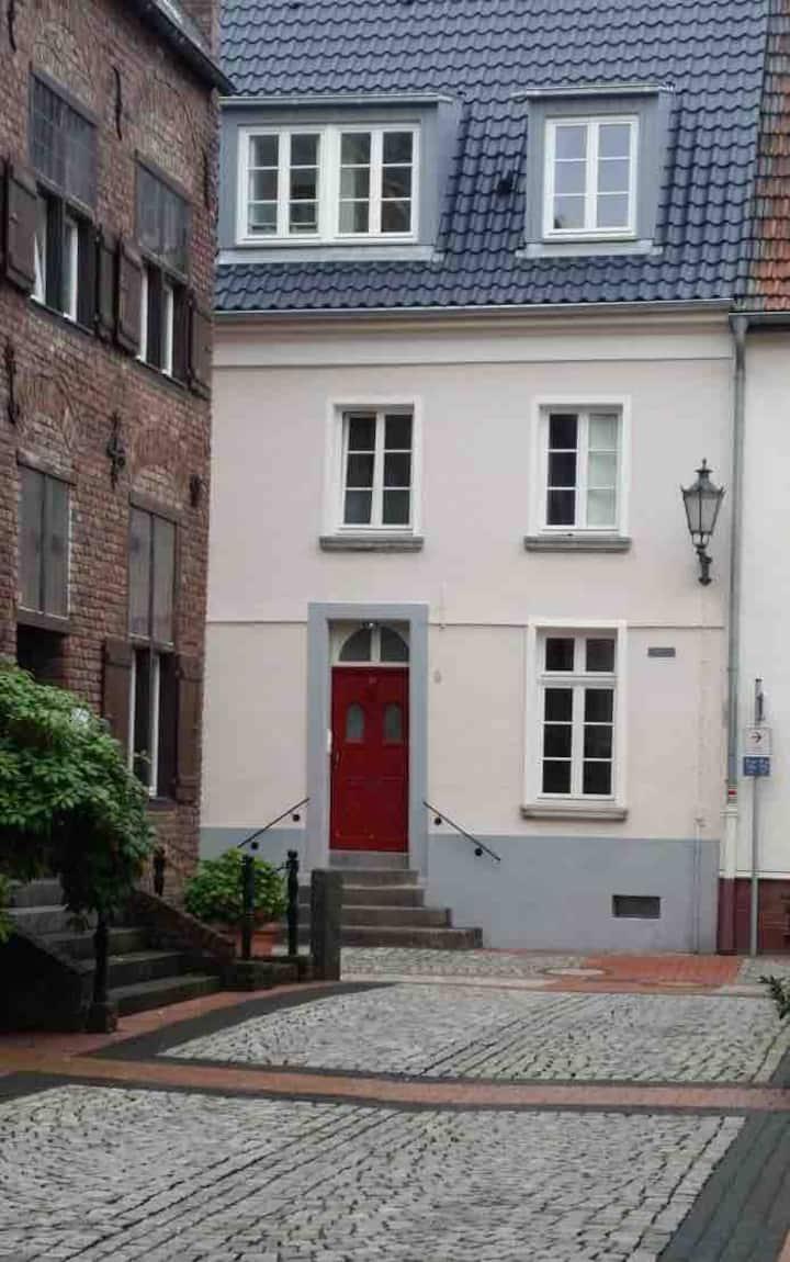 Exclusive Wohnung im restaurierten Baudenkmal