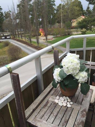 Lignells väg 2A, fin och ljus lägenhet centralt - Östersund - Byt