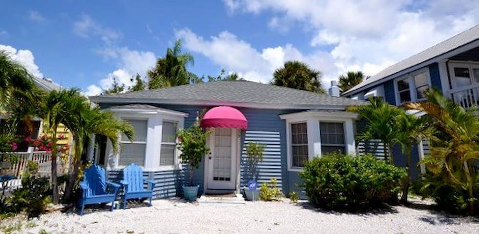 Shore Winds Cottage - Redington Shores - Casa