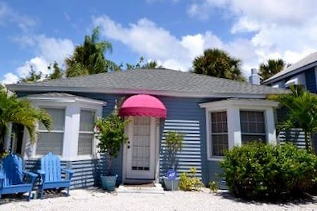 Shore Winds Cottage - Redington Shores - Dom