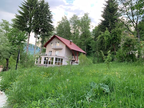 Resnik Luxury villa in nature and special location