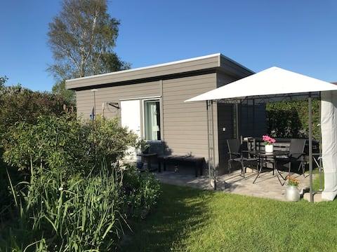Cosy accommodation in Åsa near the sea