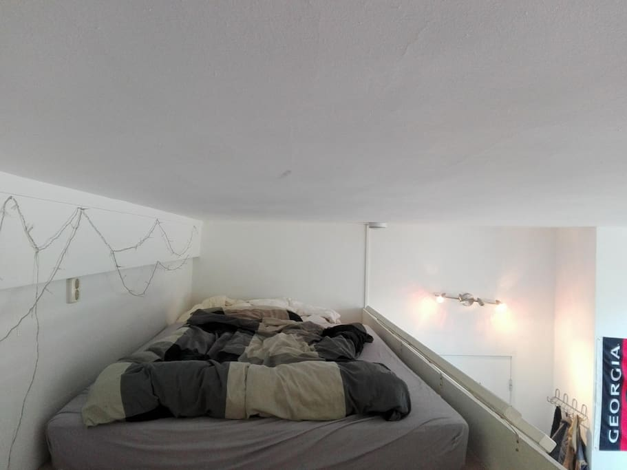 Sleeping Place 1 (Double Bed)