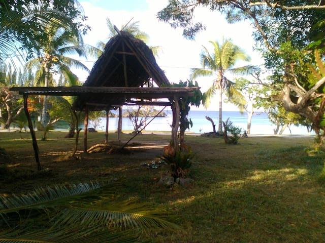 Maison entier devant la la plage de Mebuet - Mebuet