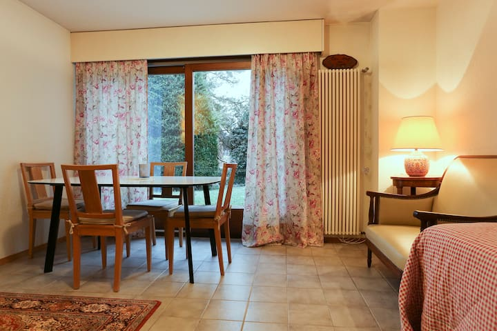 LittleNest, your private home at Riviera Montreux