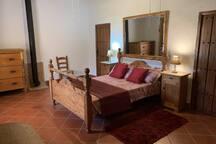 Lemon Grove Farmhouse Main Bedroom with En Suit