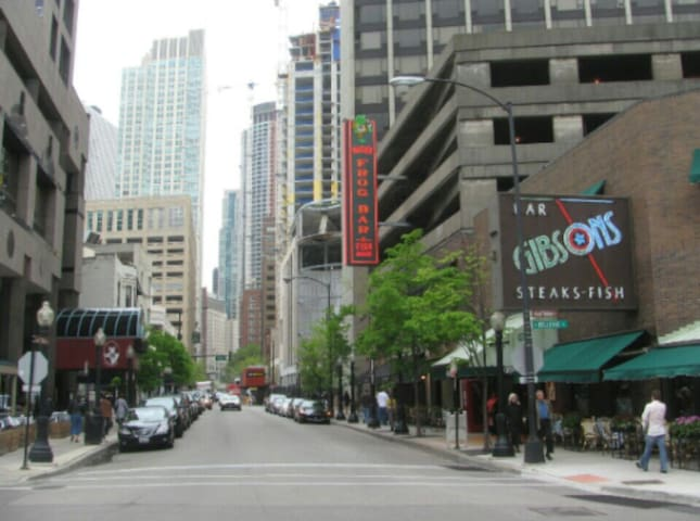 studio by the RiverNorth/OldTown/ M.Ave/Beach