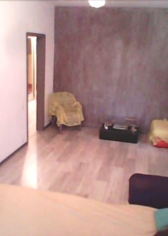 Уютная и огромная квартира с авторским ремонтом!)