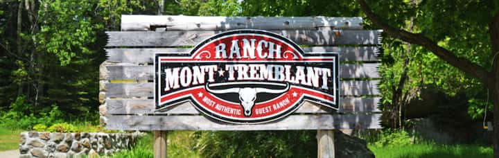 BOOK YOUR PRIVATE RANCH NEAR TREMBLANT!