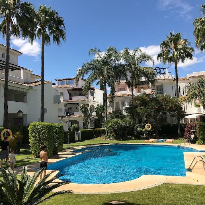 Penthouse, Los Naranjos de Marbella, Puerto Banús