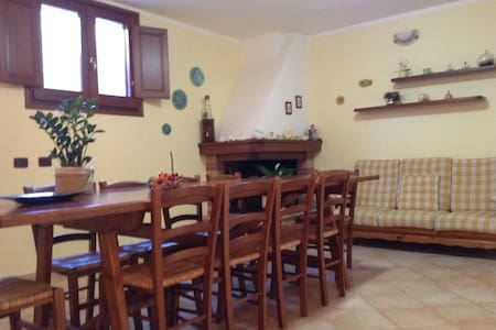 5 minutes away by car from the sea - Teulada