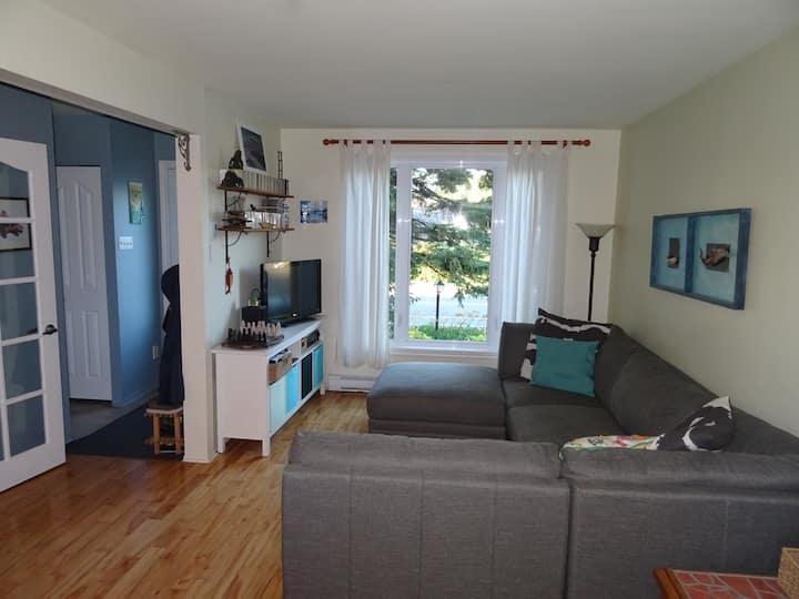 Maison cottage en banlieu de Montréal