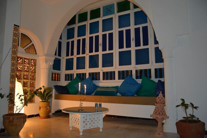 Dar El Hana à Sidi Bou Saïd - Carthago - Apartment