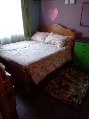 Habitaciones hogareñas ,limpias y comodas  la MIMI