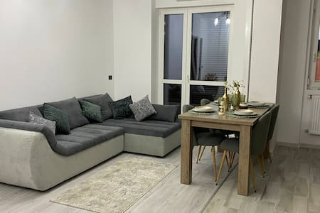 Apartament nou in cartier rezidential central