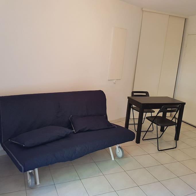 canape lit avec matelas de qualité