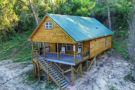 Greene's Pond Cabin - Stuga