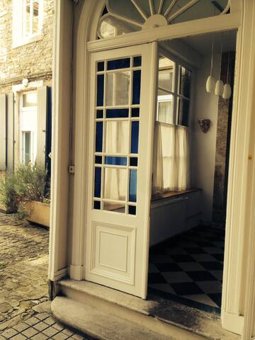 Appartement au coeur des remparts - Boulogne-sur-Mer - Flat