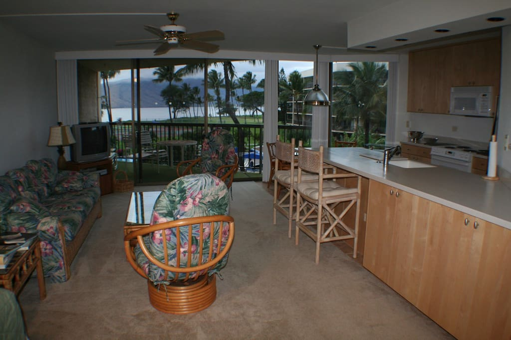 Beautiful Ocean Front Condo on Maui - Apartments for Rent ...