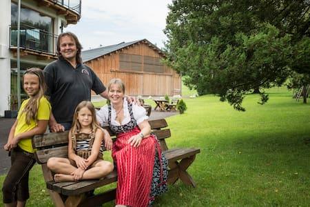 Moderne und Tradition - Urlaub am Bauernhof - Scheffau am Wilden Kaiser - Bed & Breakfast