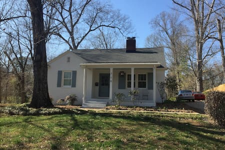 Cozy 2 br home close to Charlotte - Fort Mill - 一軒家