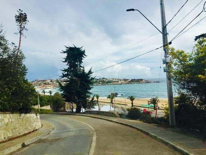 Playa El Quisco, Apartamento Independiente