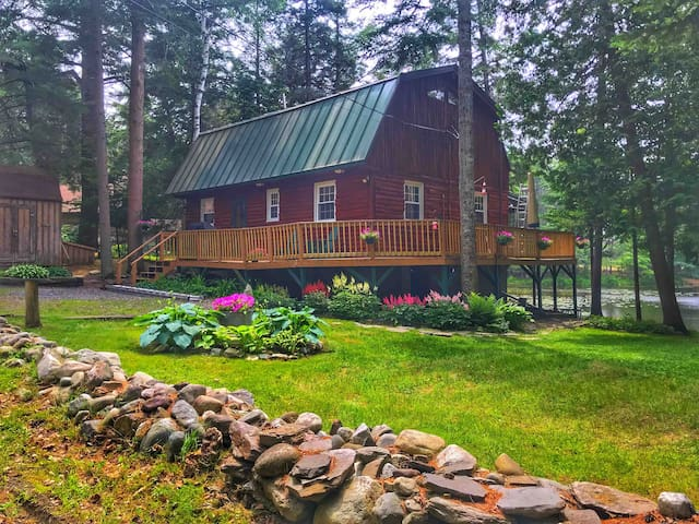 Loon Lodge - Kayaks & Fireplace - Fall 2020 Dates
