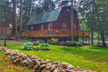 Loon Lodge - Kayaks & Fireplace - Fall 2020 Dates