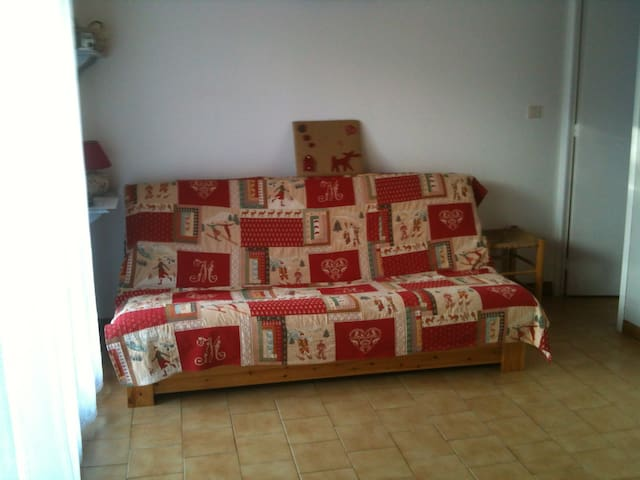 Appartement T3 rdc Chalet proche Font Romeu