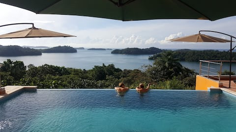 Great 1 Bed 1 Bath 1 Reception Ocean View Bungalow
