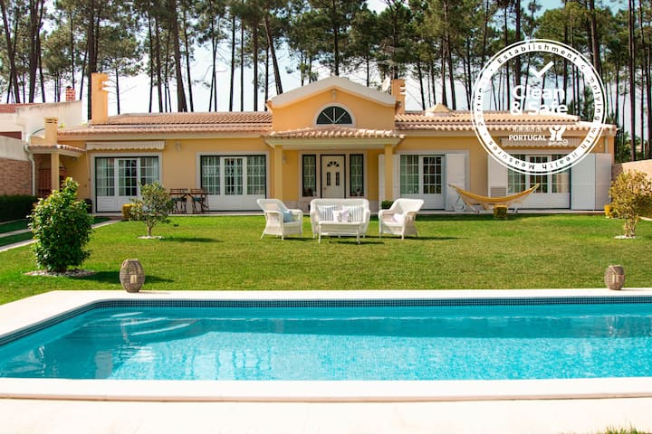 Verdizela Beach&Golf Villa