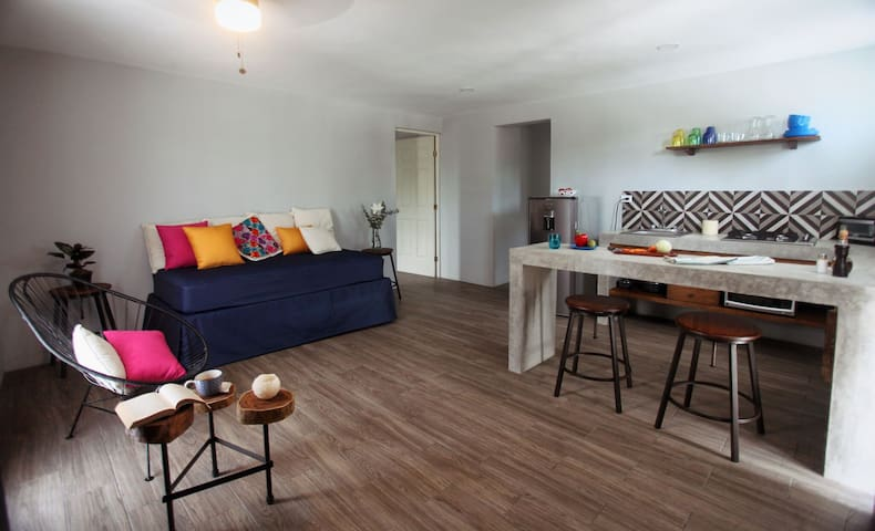 Cancun Downtown 2 Bedroom Apartment