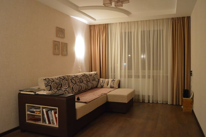 Private room in a quiet neighborhood nearby Minsk - Liasny